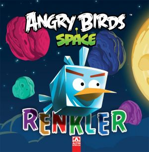 ANGRY BIRDS SPACE RENKLER