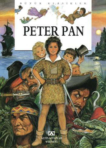 PETER PAN-CİLTLİ