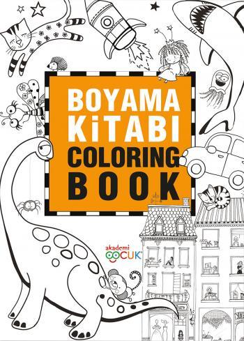 Boyama Kitabi Kolektif Altin Kitaplar
